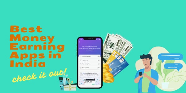Top 10 apps to earn money in india 2019